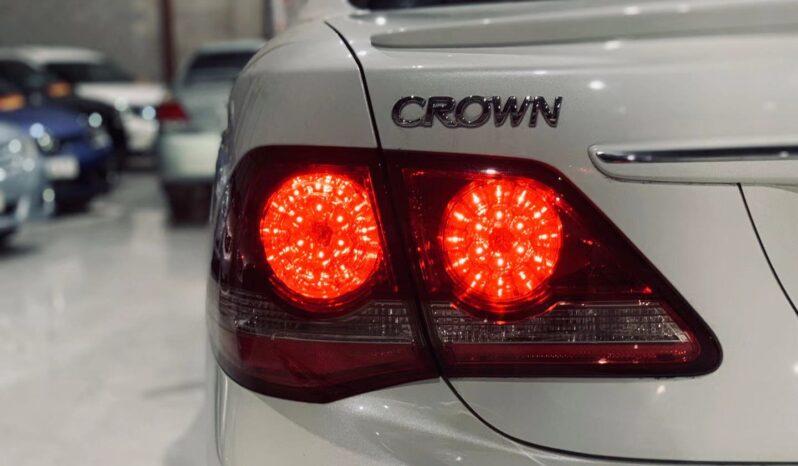 2008 Toyota Crown Athlete full