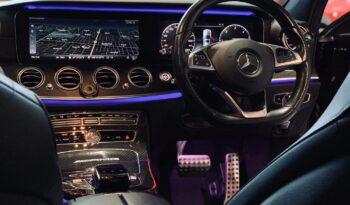 2016 Mercedes-Benz E350d full