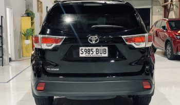 2015 TOYOTA KLUGER GX 2WD full