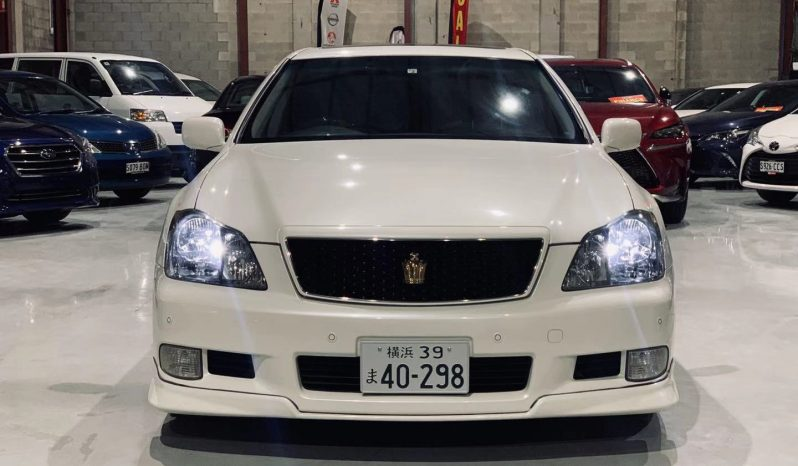 2007 Toyota Crown Athlete full