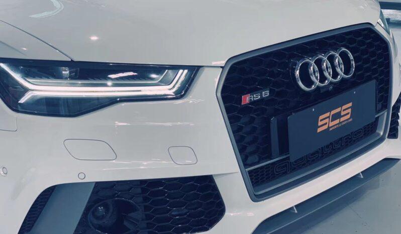 2017 Audi RS6 Wagon full