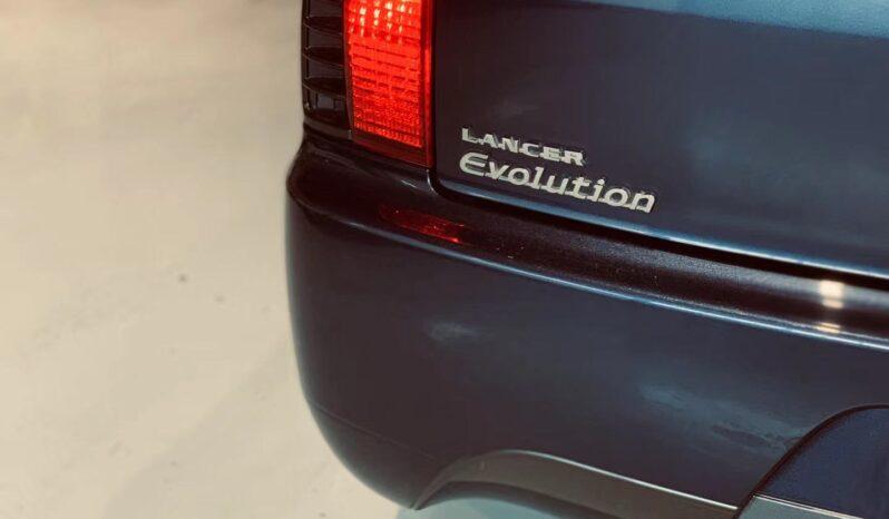 2005 Mitsubishi Evolution 9 wagon GT full