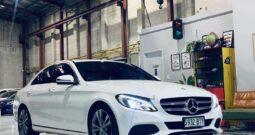 2016 Mecedes Benz C200