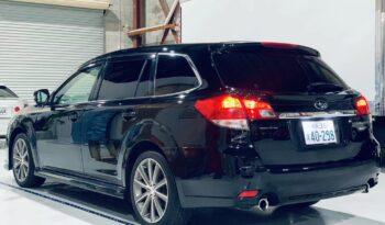2012 Subaru Legacy STI 2.0GT DIT Wagon full