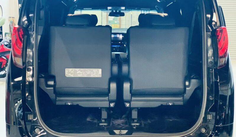 2015 Toyota Alphard executive lounge full