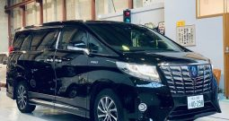 2015 Toyota Alphard executive lounge
