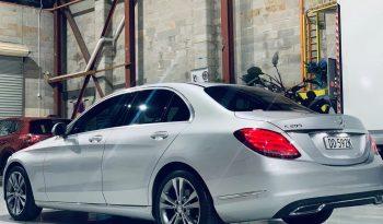 2014 Mecedes Benz C200 full