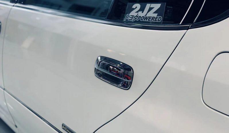 2002 Toyota Aristo Vertex Edition Series 2 full
