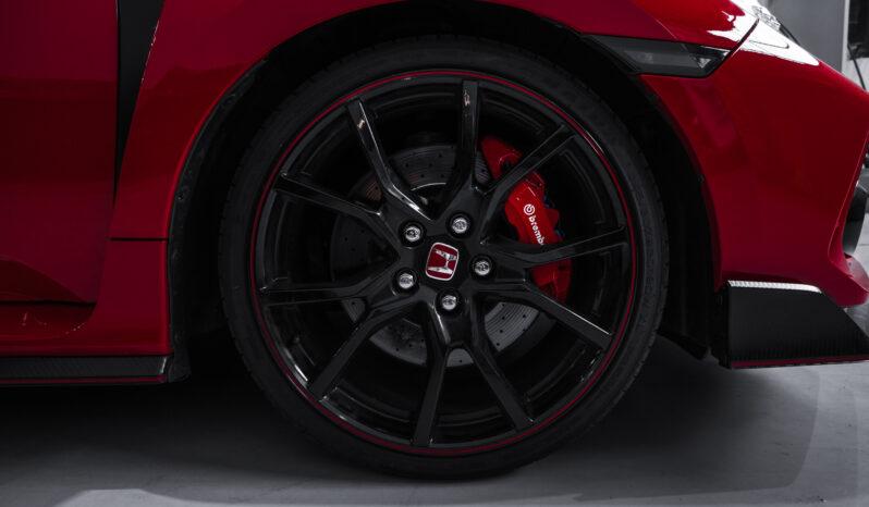 2017 Honda Civic Type R FK8 full