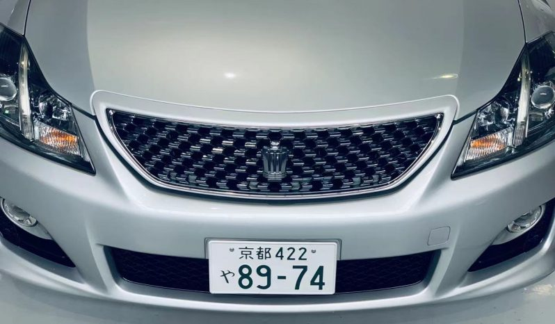 2008 TOYOTA CROWN ATHLETE GRS204, WITH SOFT CLOSING DOORS full